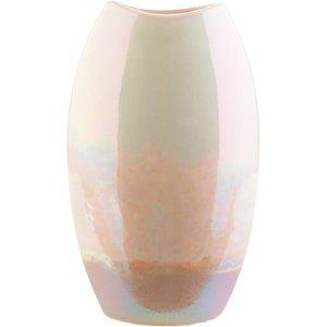 Adele Vase 2.0 Khaki And Camel