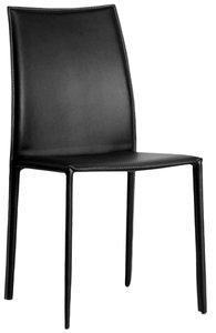 Rockford Dining Chair Black (Set of 2)