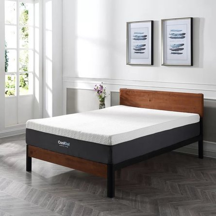 Medium Memory Foam Full Mattress 12""