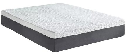 Medium Memory Foam King Mattress 12""