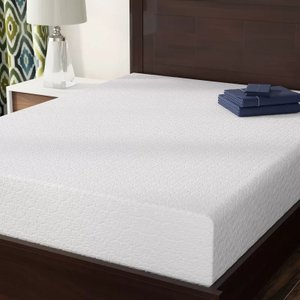 Medium Memory Foam King Mattress 10""