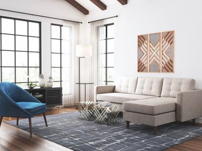 Toshi Living Room