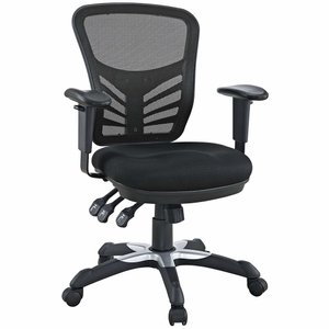 Marcel Office Chair Black