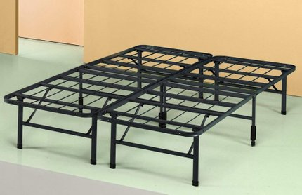 SmartBase King Mattress Foundation Black