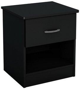 Libra 1-Drawer Nightstand