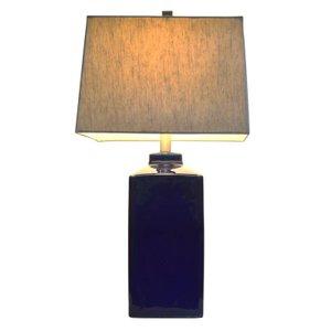 "Hillcrest 26.5"" Table Lamp White"