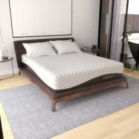"Java 12"" Memory Foam Full Mattress"