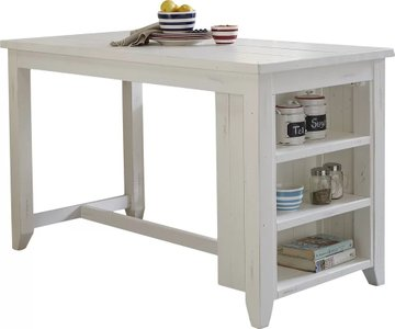 Frasier Breakfast Bar White