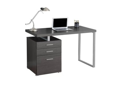 Pali Writing Desk Gray