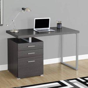 Pali Writing Desk Gray