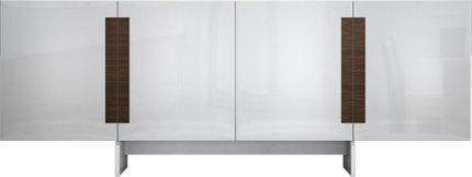 Brixton Sideboard Glossy White