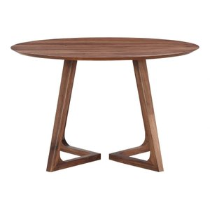 Godenza Dining Table For 4 Walnut