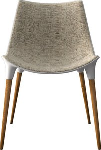 Langham Dining Chair Oatmeal
