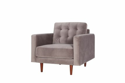 Ceebee Chair Dark Taupe