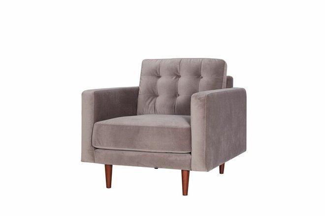 Ceebee Chair Dark Taupe