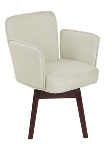 Ladenida Esme Home Office Chair Ivory