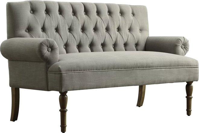 Anchig Chesterfield Settee