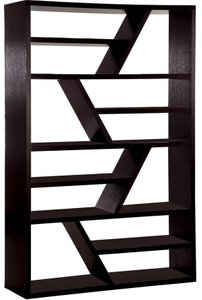 Kamloo Display Shelf Espresso