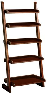 Lugo Ladder Shelf Antique Oak