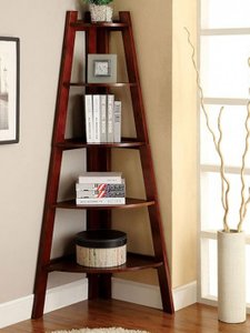 Lyss Ladder Shelf Cherry