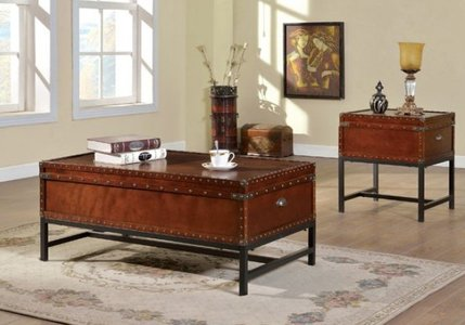 Milbank Coffee Table Cherry