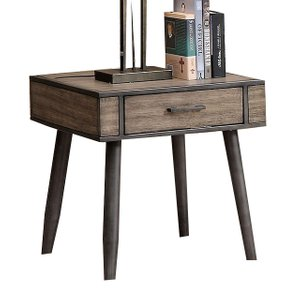 Vilhelm 2.0 End Table Gray