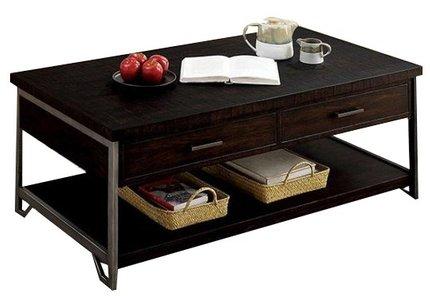 Wasta Coffee Table Dark Oak