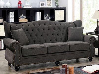 Ewloe Sofa Dark Gray
