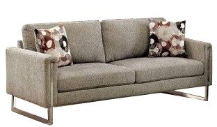 Lauren II Sofa Pewter
