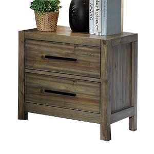 Garland Night Stand Light Oak