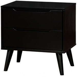 Lennart II Night Stand Black