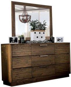 Tolna Dresser Walnut