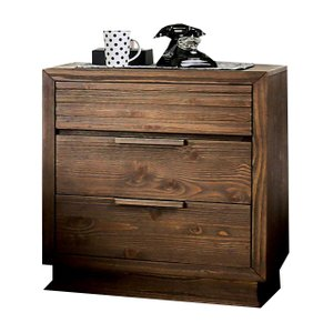 Tolna Night Stand Walnut