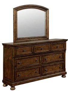 Wells Dresser Dark Oak