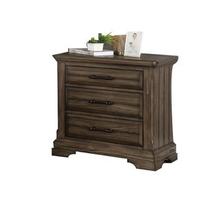 Gilbert Night Stand Light Walnut