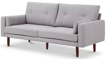 Robal Sofa With USB Dark Gray