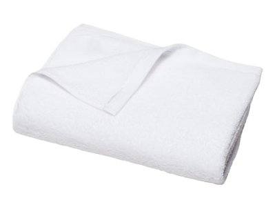 Snowe Classic Bath Towel Essential White