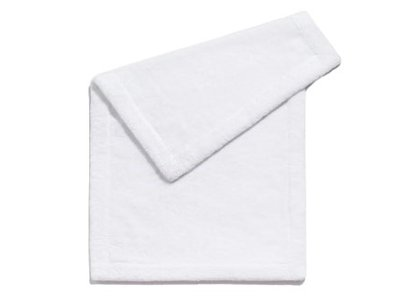 Snowe Classic Bath Mat Essential White