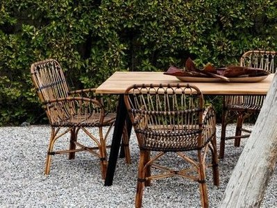 Ilma Outdoor Dining Package - 4 Seater