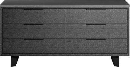 Amsterdam Dresser Gray Oak