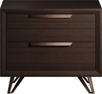 Grand Nightstand Espresso