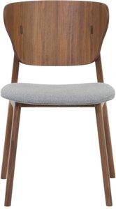 Emi Chair II Walnut (Set of 2)