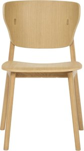 Emi Chair Natural Oak (Set of 2)