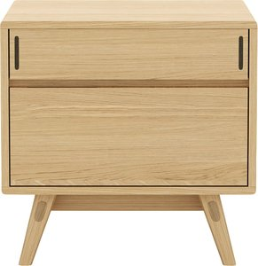 Haru Nightstand Natural Oak
