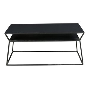 Osaka Coffee Table Matt Black