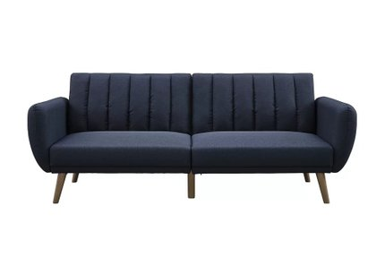 Hanlec Convertible Sofa Blue