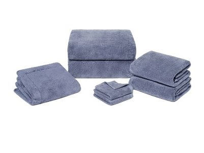 Snowe 7-Piece Classic Starter Bathe Bundle Slate Blue