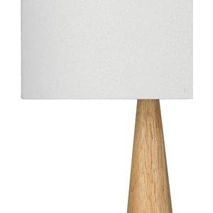 DeLillo Table Lamp White