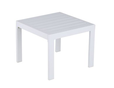 Antares Outdoor Side Table Gray