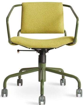 Daily Task Chair Gingrich Green